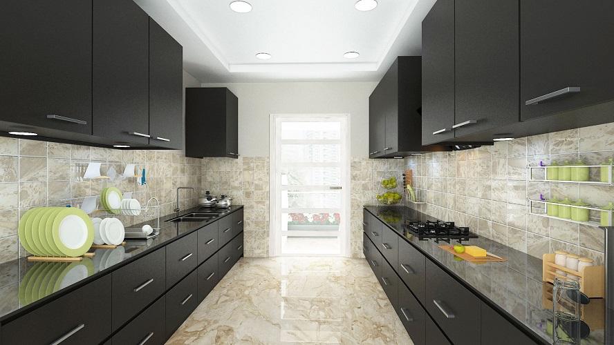Tips Sederhana Mendesain Bagian Interior Dapur Minimalis